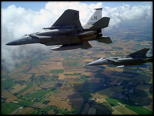 F-15C Fighter Jet