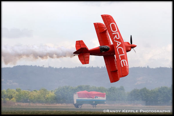 Low Pass Oracle Biplane