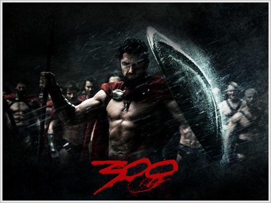 The Movie 300