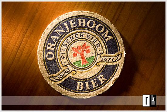 Oktoberfest Beer Coaster