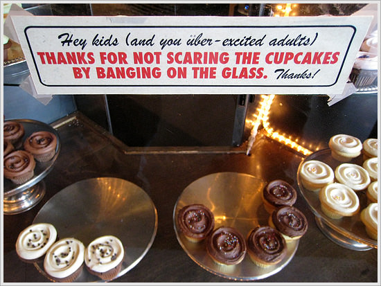 Cupcakes in Ballard, Washington