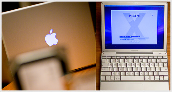 Apple Mac Powerbook Revived