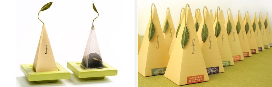 Tea Forte Pyramid Tea Infuser