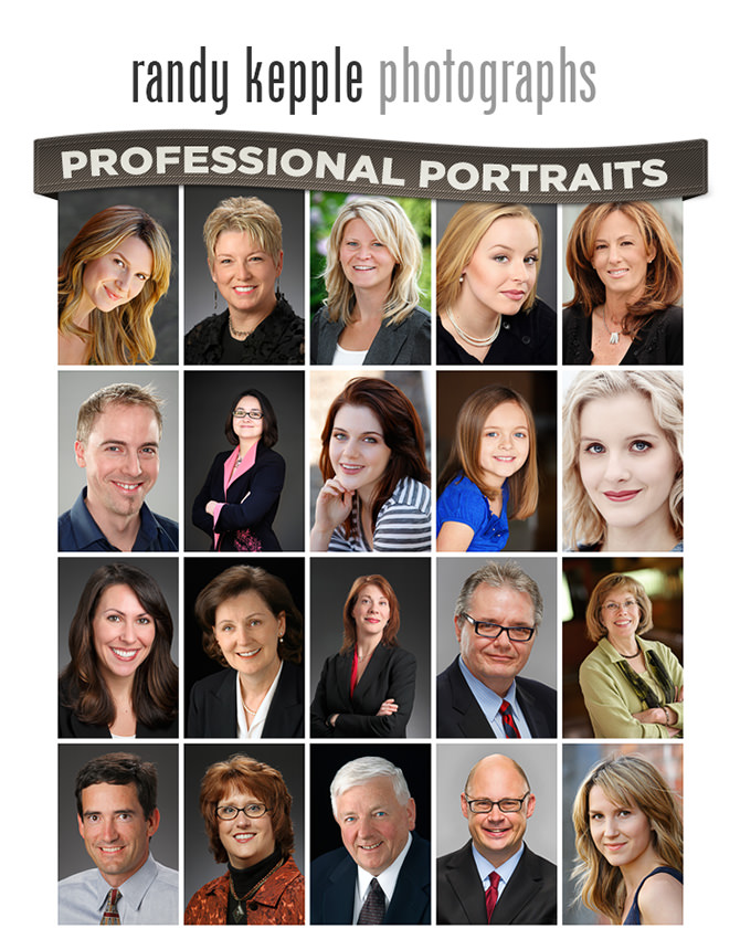 Professional Portrait and Headshots