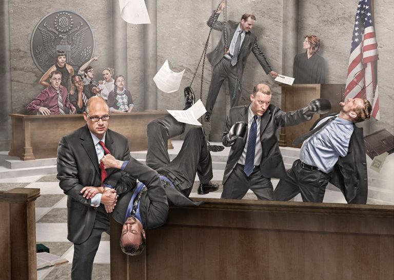 Behind the Scenes of Rylander Law's Courtroom Battle